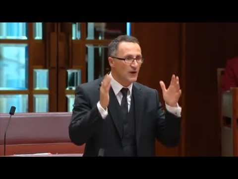 """How will they eat?"" - Greens Senator on budget"
