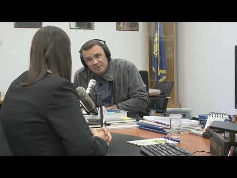 Laura Codruta Kovesi, raspunde intrebarilor lui Moise Guran din biroul ei de procuror sef DNA MP3