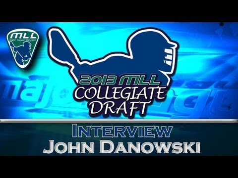 Duke Head Coach John Danowski MLL Draft Interview