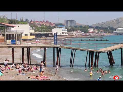 видео о судаке крым 2016