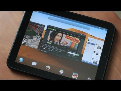 Review: HP Touchpad
