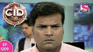 CID - सी आ डी - Episode 1209 - 23rd October, 2017