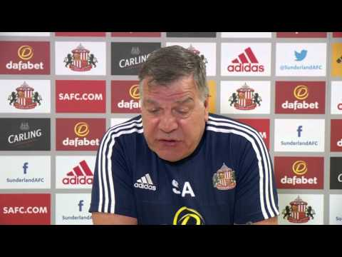 Sam Allardyce explains why Sunderland had to terminate Emmanuel Eboue's contract