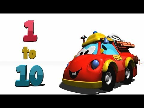 One To Ten Number Song | Learning Numbers For Toddlers | Kids Tv Nursery Rhymes For Children