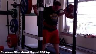 Francis Rousseau - Training 2014-05-30