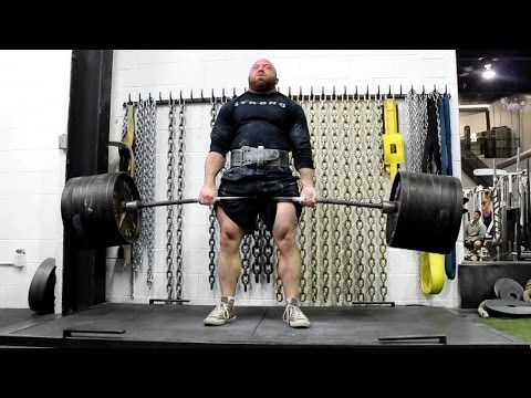 JEREMY HAMILTON INTERVIEW (Part 2): Week 8+9 Powerlifting Training 20.01.14 to 01.02.14 Image 1