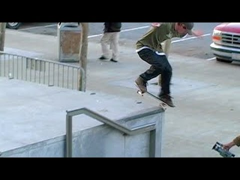 Van Wastell Gap Backside Nose Grind 180 Out 2 Camera Edit