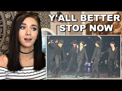 BTS Let Go Jimin Focus Reaction (U BETTER STOP) // ItsGeorginaOkay