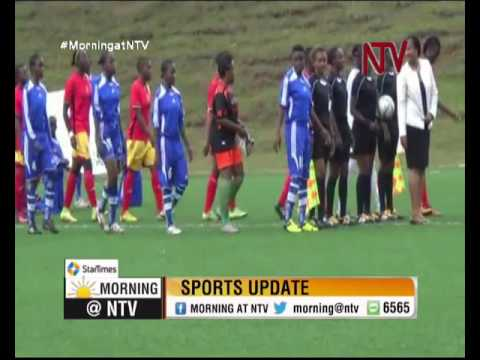 SPORTS UPDATE: Morning At NTV With Darren Allan Kyeyune And Derrick Ntege