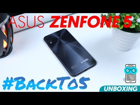 LENGKAP! ASUS Zenfone 5 ZE620KL - Unboxing, Hands-on, Tes Fitur Kamera, Fingerprint & Face Unlock