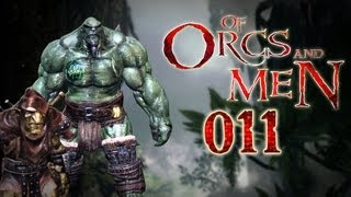 Let's Play Of Orcs And Men #011 - Im christlichen Feindesgebiet [deutsch] [720p]