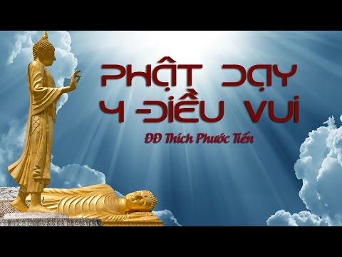 Phat Day 4 Dieu Vui - Thích Phước Tiến (4-2011)