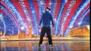 Tobias mead  Britain's Got Talent 2010  street dance