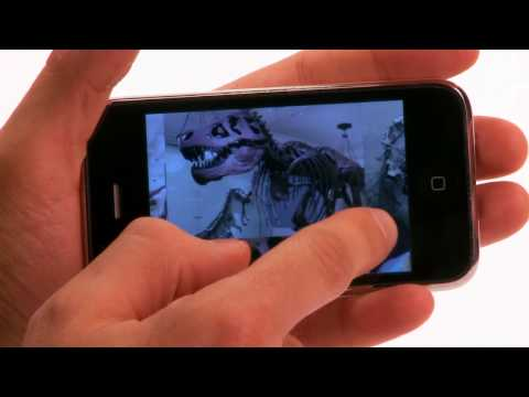Dinosaur iPhone App From AMNH