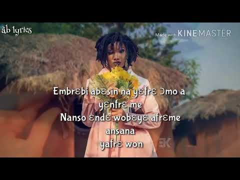 Ebony Reigns   Aseda Lyrics Video
