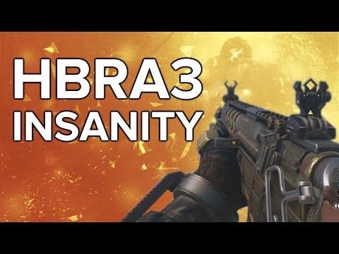Advanced Warfare In Depth: HBRa3 Insanity Elite Variant Review