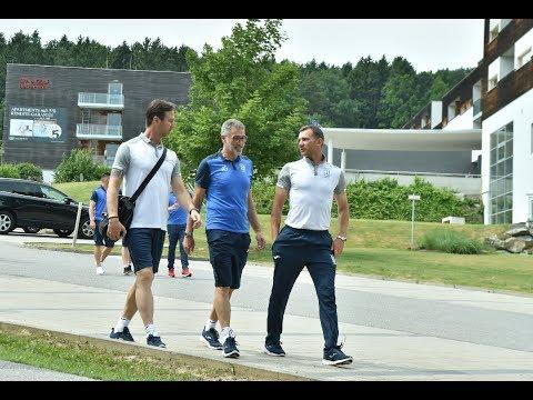 Прогулянка збірної України в Австрії
