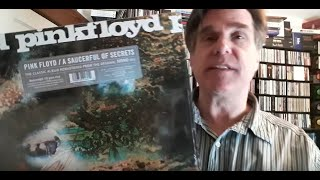 #vinyl Record Store Day April 2019 with consumer alert for Pink Floyd Saucer Full of Secrets Reissue