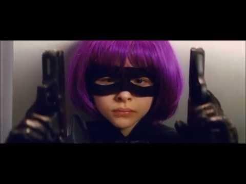 Kick Ass -  Unstoppable (Music Video)