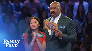 NGUYEN WIN situation! | Family Feud