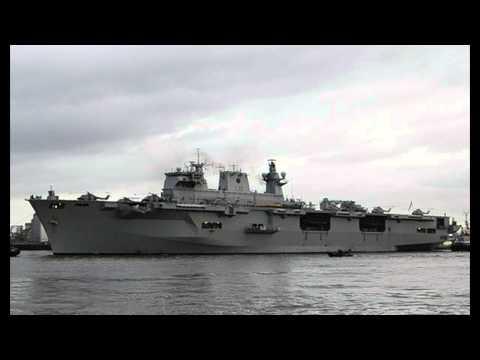 Baltops 15: Britain Sends Biggest Warship fro NATO Drills On Russian Border