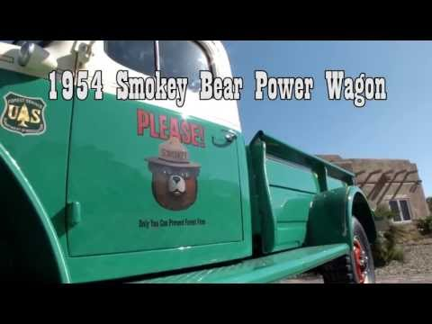 1954 Smokey the Bear Dodge Power Wagon