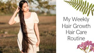 My Weekly Hair Care Routine For Faster Hair Growth- BEAUTYKLOVE