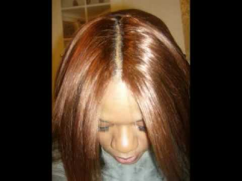 How to do an Invisible Part Quickweave!