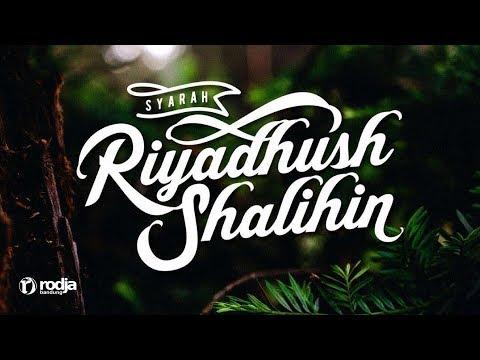 Syarah Riyadhus Shalihin | Keutamaan Membaca Al-Qur'an #3 | Ustadz Abu Haidar As-Sundawy