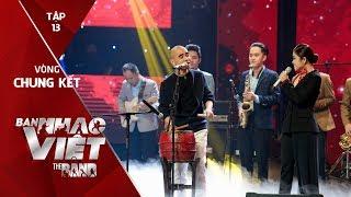 Nắng Có Còn Xuân - HLV Đức Trí ft Yellow Star Big Band// Tập 13 vòng Chung Kết | Ban Nhạc Việt 2017