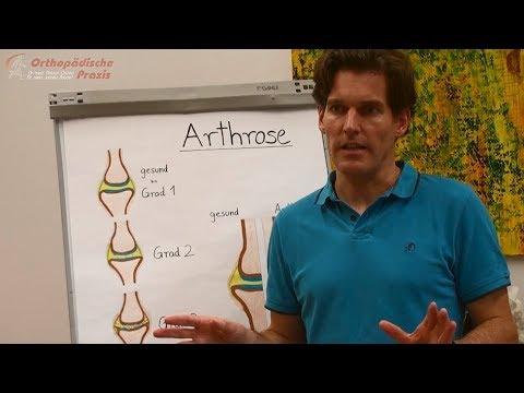 Arthrose, Teil 7: Konservative Behandlungsmethoden bei Arthrose