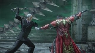 Castlevania Lords of Shadow 2 Zobek Boss Fight