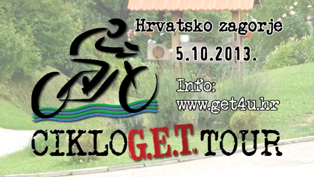 Ciklo G.E.T. Tour Zagorje, 5.10.2013. TV reklama - YouTube