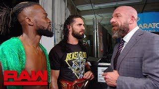 Seth Rollins and Kofi Kingston must team up: Raw, May 20, 2019
