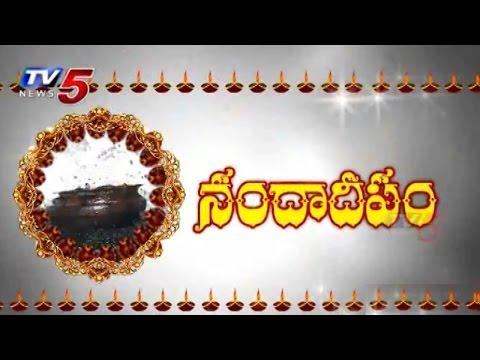 Nanda Deepam @ 700 Years at Karimnagar : TV5 News
