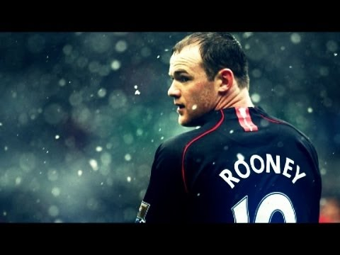 Wayne Rooney - Best Goals at Manchester United Full HD