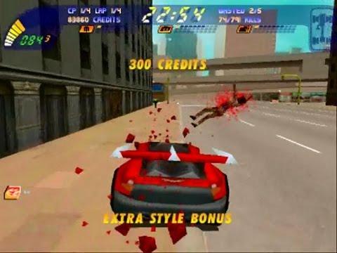 Carmageddon 2 : Carpocalypse Now for PC Gameplay video