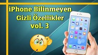 iPhone Bilinmeyen Gizli Özellikler - 3