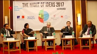 Nefcast - Night of Ideas: Economic Development in Landlocked Countries