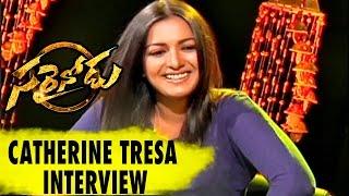 catherine-tresa-special-interview-for-sarrainodu-successallu-arjun-rakul-preet-boyapati-srinu