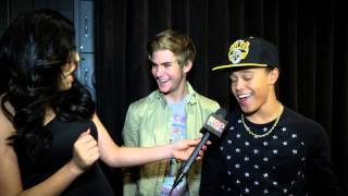 Dana Vaughns & Cole Pendery Of IM5!