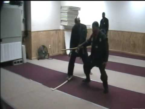Ninjutsu: Techniques of the Jo DVD Image 1