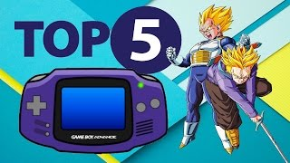 TOP 5 - GBA Anime Games