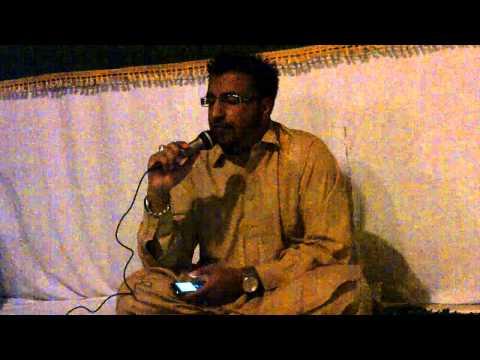 Allamdar Syed - Ghabraye Gi Zainab video