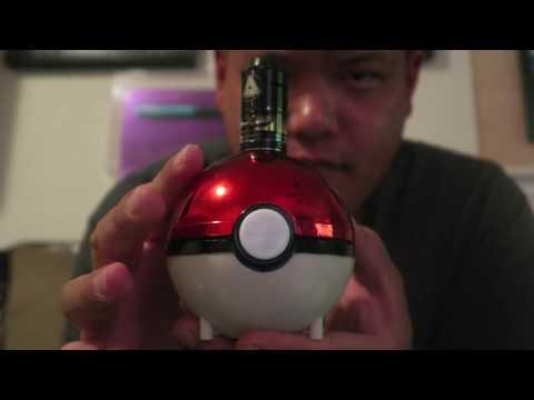 Review on Custom Built Pokemon Ball PWN Chip By Brosciencevapes