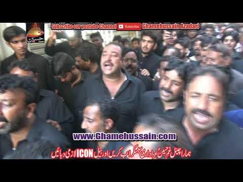 Tareek e Zindan Main | Chakwal party || Haideri Group || Markazi Jaloos 17 Saffar 2018 chakwal