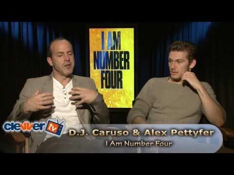 Alex Pettyfer & D.J. Caruso Interview: I Am Number Four Junket