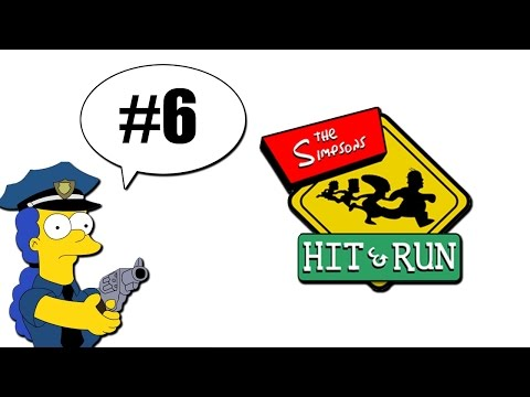 MAKE WAY FOR OFFICER MARGE | The Simpsons: Hit And Run | Part 6
