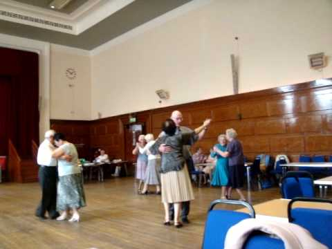 Commemorate and Celebrate D-Day  Age Concern Tea Dance