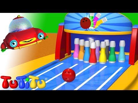 TuTiTu Toys | Colors Bowling